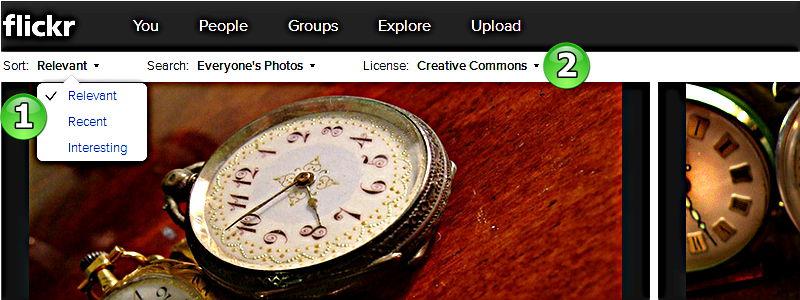 Flickr ogromny wybór darmowych zdjęć