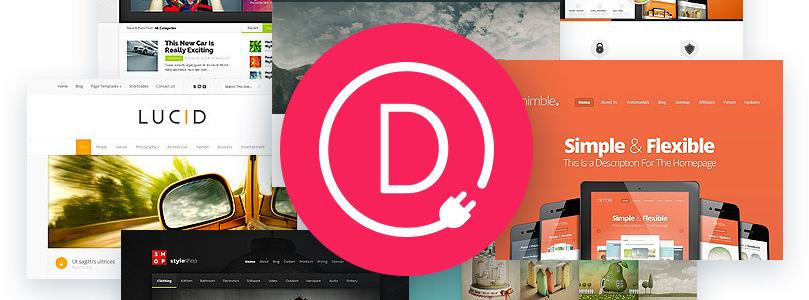 Szablon WordPress na blog od ElegantThemes
